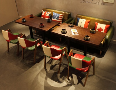 restaurant dining tables and chairs