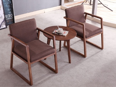 Leisure Chair And Coffee Table
